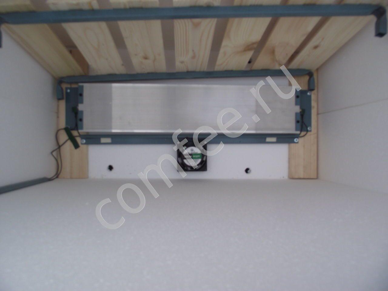 Балконный погребок 3 с принудительной вентиляцией 200л, балк.